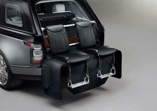 Range Rover Holland Holland Autograph Landrover Cooles Autozubehör Jaguar Land Rover