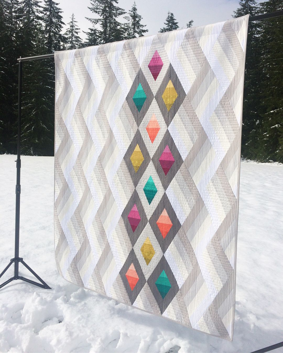 Pin by Kasey Hammer on Quilts in Pinterest Jewel Box and
