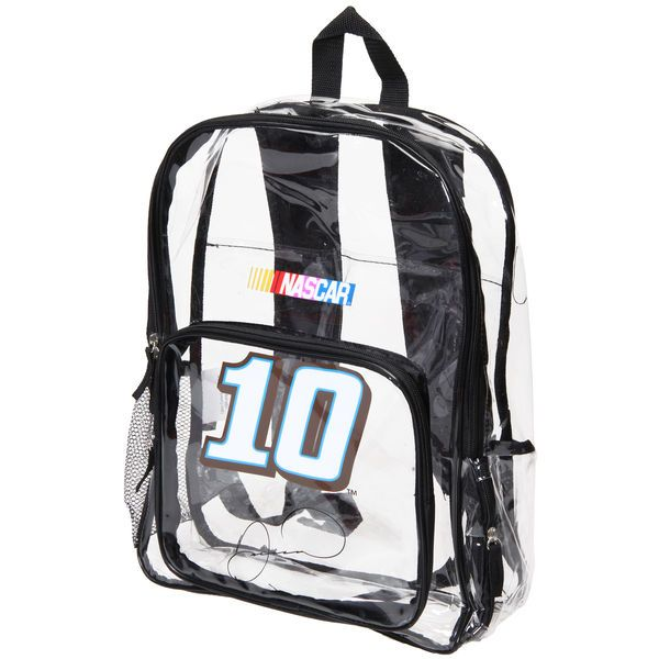 Danica Patrick Driver Clear Backpack | Patrick o\'brian, Products and ...