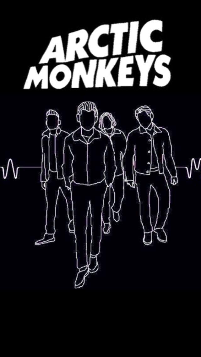 Lockscreen Made By Me Papeis De Parede Rock Arctic Monkeys