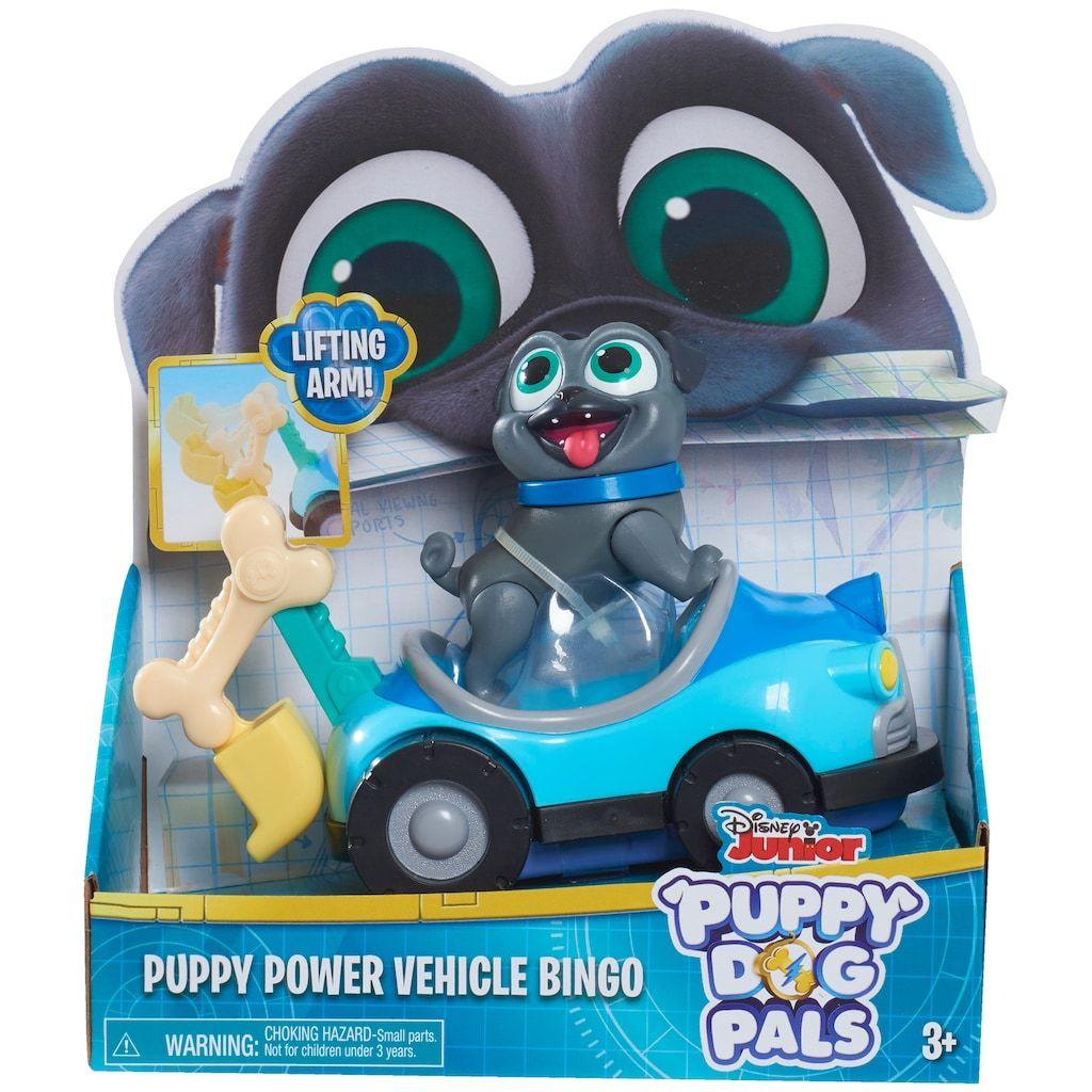 Puppy Dog Pals Puppy Power Vehicle Bingo In 2019 Kids Toys For