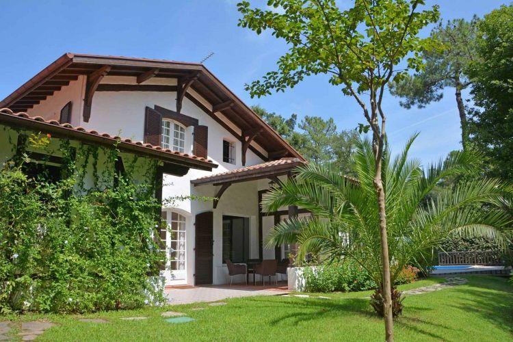 A vendre maison des annees 30 avec piscine sur le golf hossegor immobilier bord de mer landes - Maison des annees 30 ...