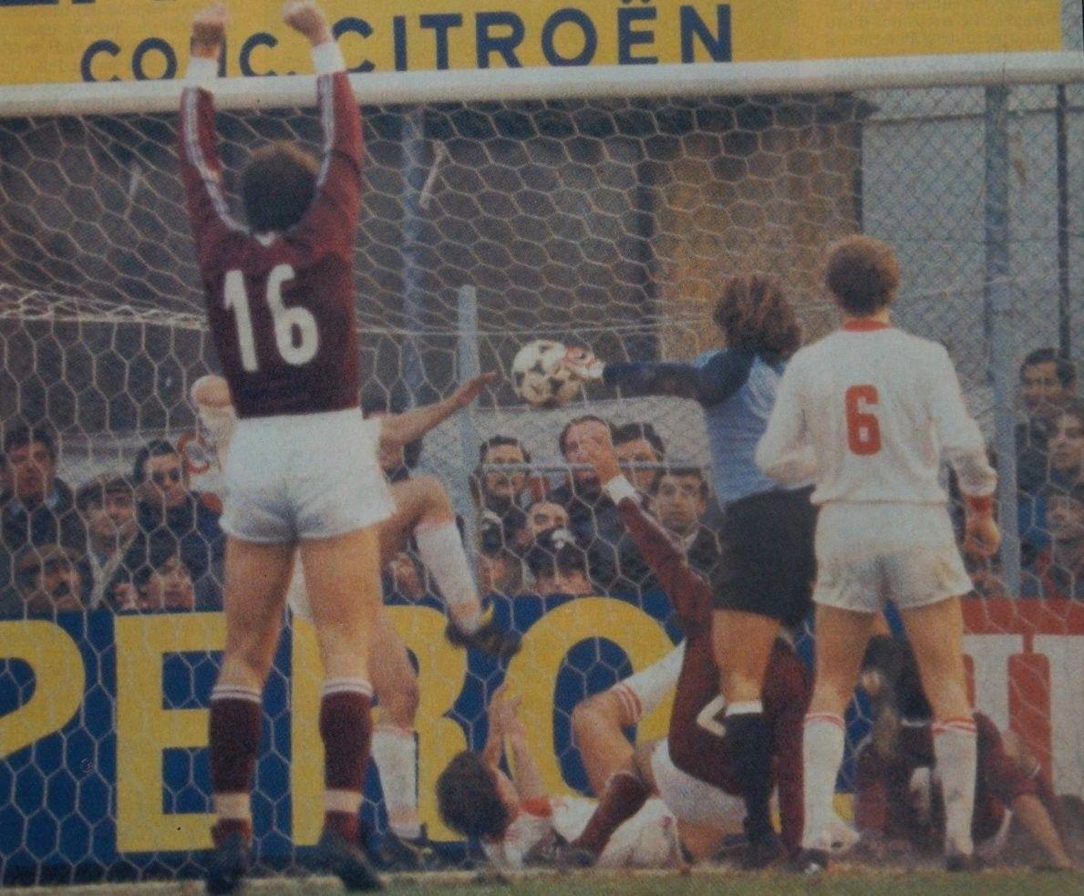 Padova-Cesena 1-1 il pareggio di Arrigoni - Serie B 1983 ...