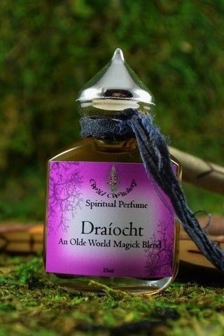 Draiocht Perfume ~An Olde World Magick Blend