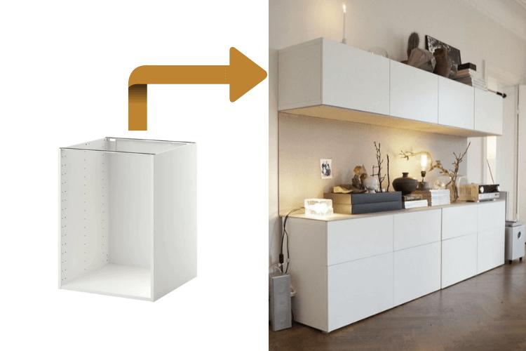 Wall Mount Ikea Kitchen Base Cabinets