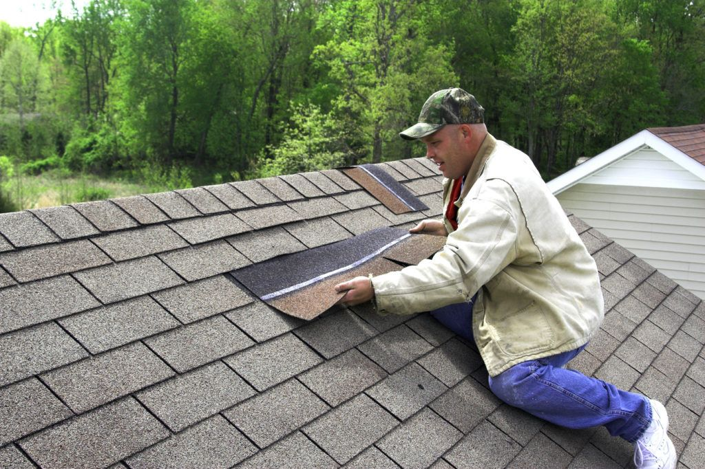 Is It Time To Replace Your Roof Each Year As You Complete Typical Annual Maintenance Around Your Lawrenceville Replace Roof Replace Roof Shingles Leaky Roof