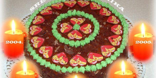 Čokoladna torta za Coolinariku — Recepti — Coolinarika
