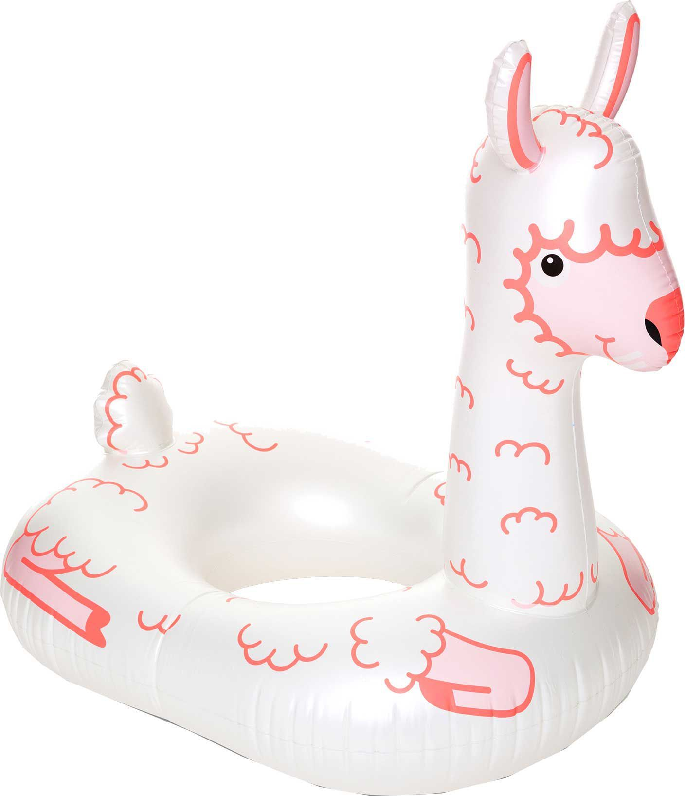 Big Mouth Llama Inflatable Pool Float in 2020 Inflatable