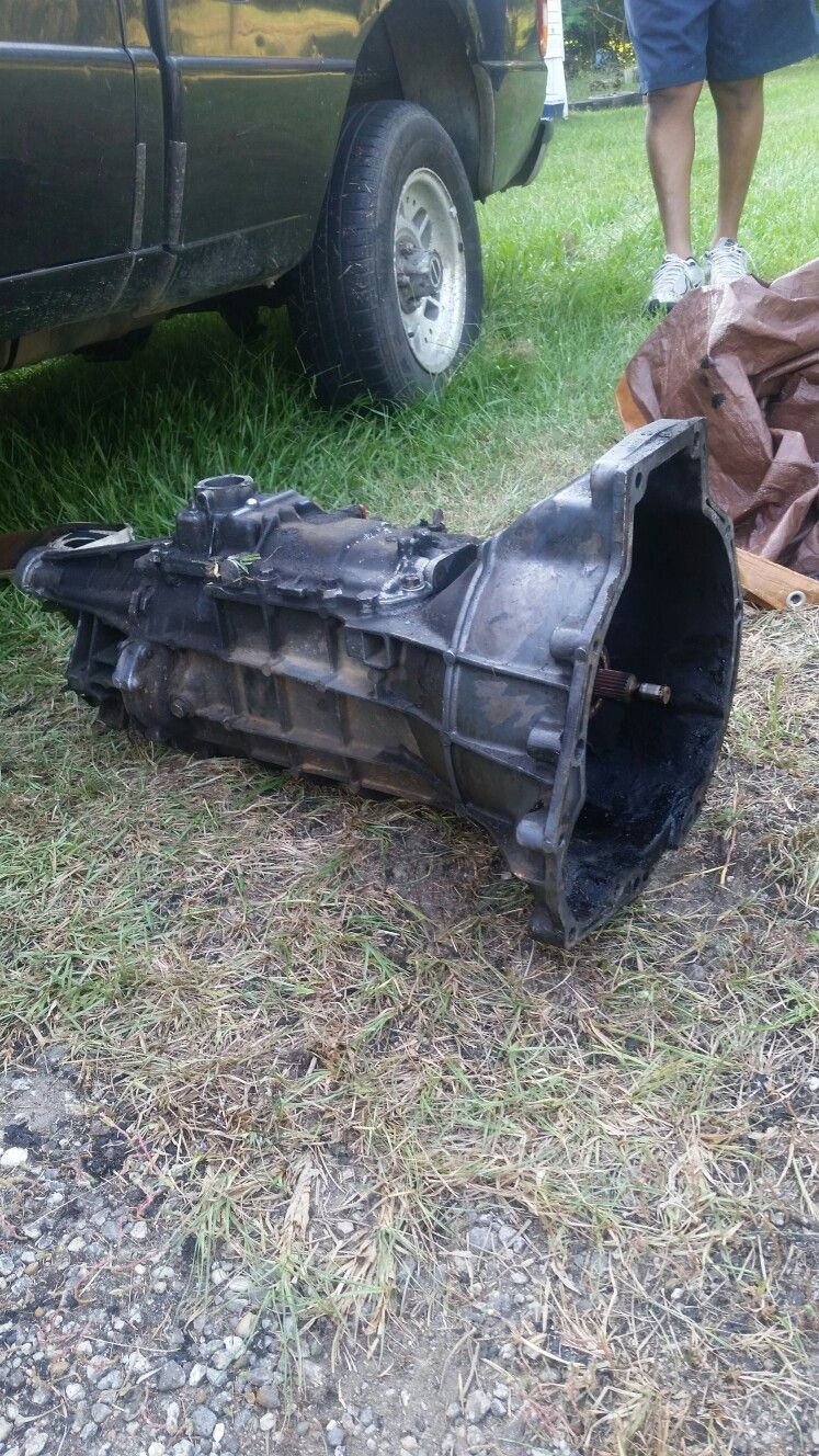 5 speed manual transmission for 93 ford ranger Ford Ranger, Manual  Transmission