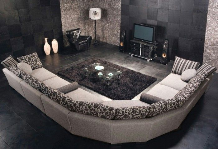 ecksofa wohnzimmer moderne sofas Möbel - Designer Möbel - wohnzimmer couch günstig