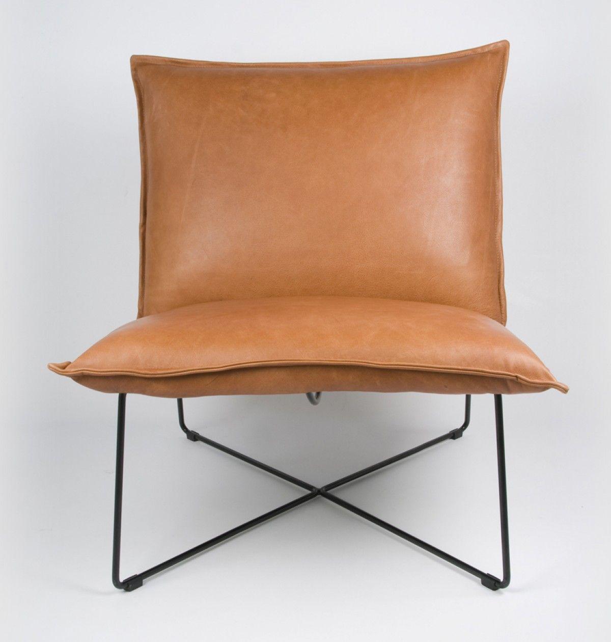 Jess Design Cuscini fauteuil bruin