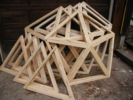 biodome frames hexagon pinterest geod tische kuppel zelte und m bel selber bauen. Black Bedroom Furniture Sets. Home Design Ideas