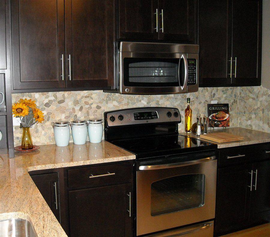 Kitchen Cabinets Albany Ny: Botany Bay Sliced Pebbles
