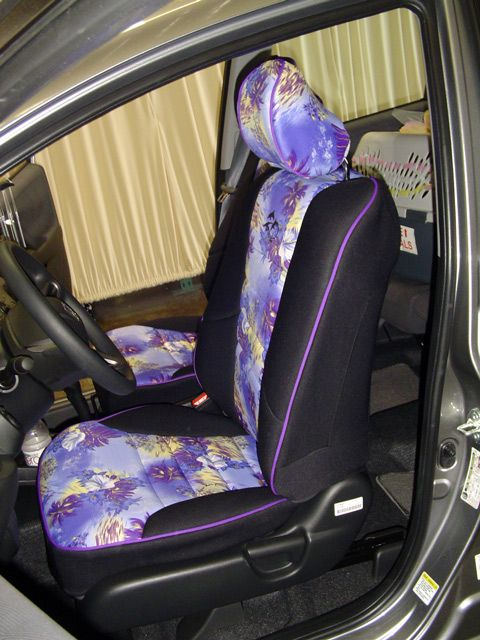 Pattern Seat Covers Made For Honda Fit