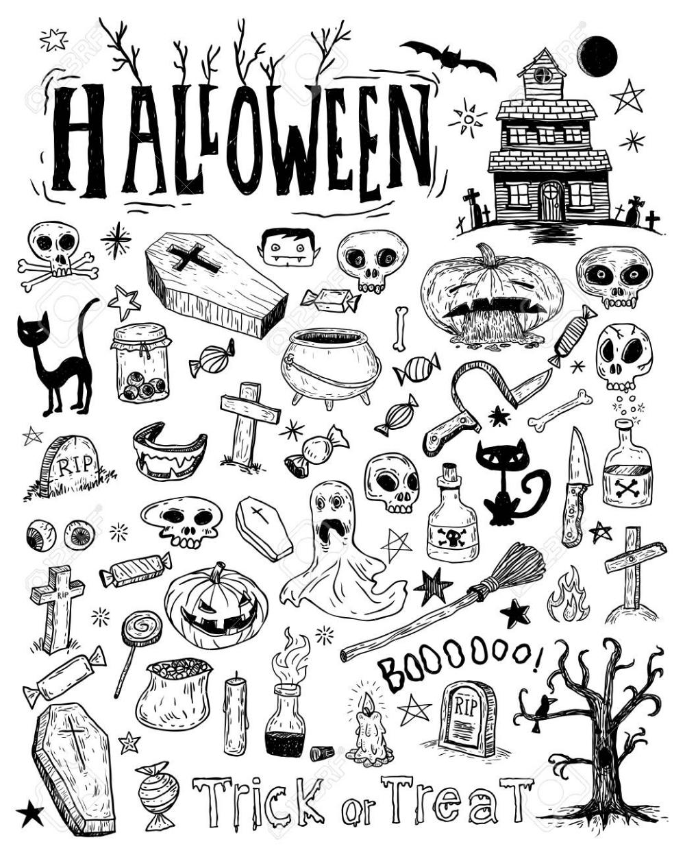 halloween doodles Google Search Halloween doodle