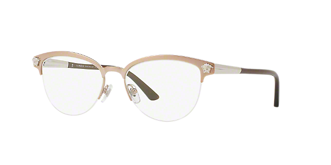 010fa5ed9840 Women's Eyeglasses - Versace VE1235 | moda | Pinterest | Eyeglasses ...