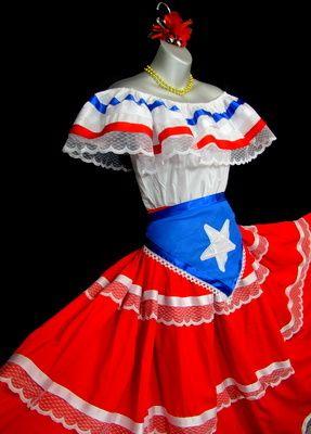 38+ Puerto rican flag dress info