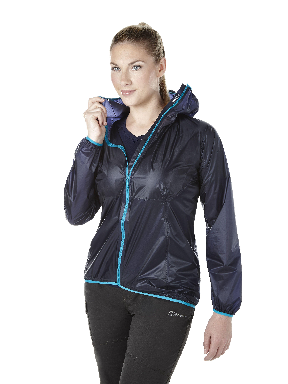 Berghaus Women's Hyper Hydroshell Jacket | Shiny nylon | Pinterest ...