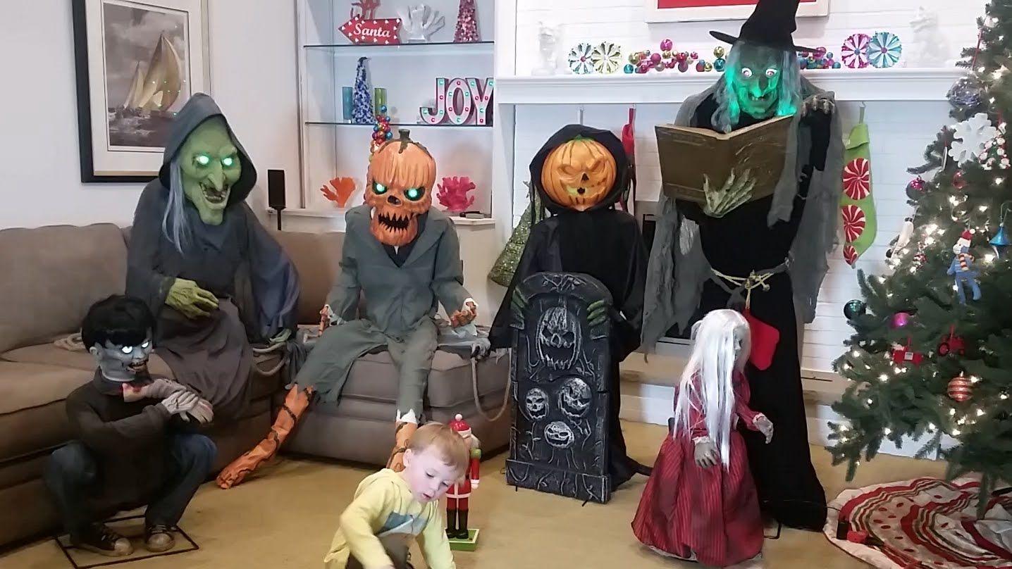 spirit halloween 2016 animatronics Spirit Halloween