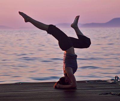 shirshasana  yoga get healthy education