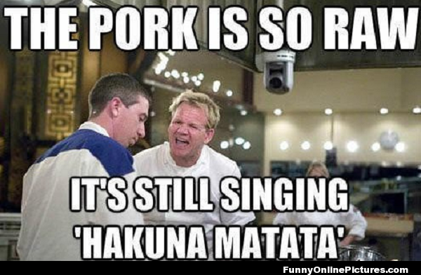 gordon ramsey funny pictures | ... source: http://www.funnyonlinepictures.com/funny-pictures/raw-pork