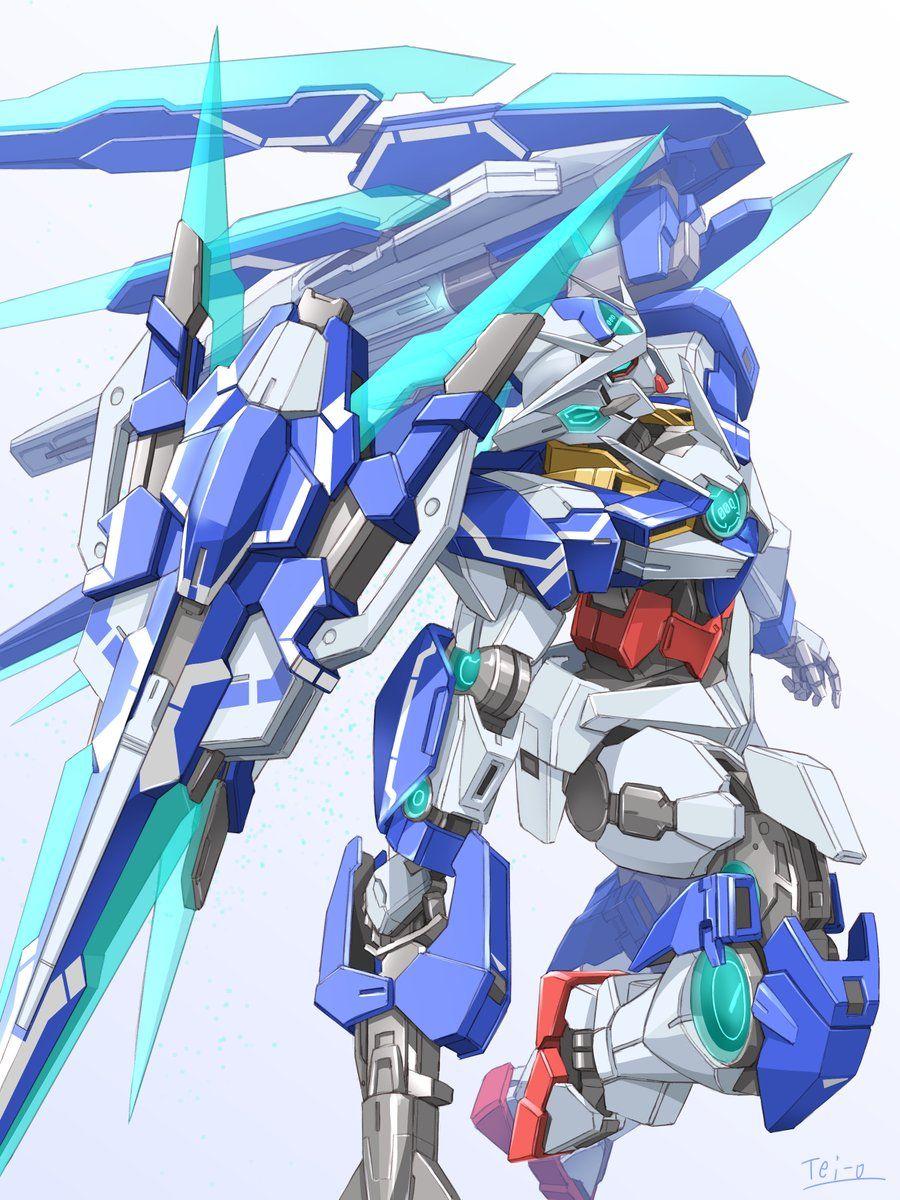 Pin By Ryan Teng On Gundam Gundam Wallpapers Gundam Art Custom Gundam Gundam exia wallpaper 4k