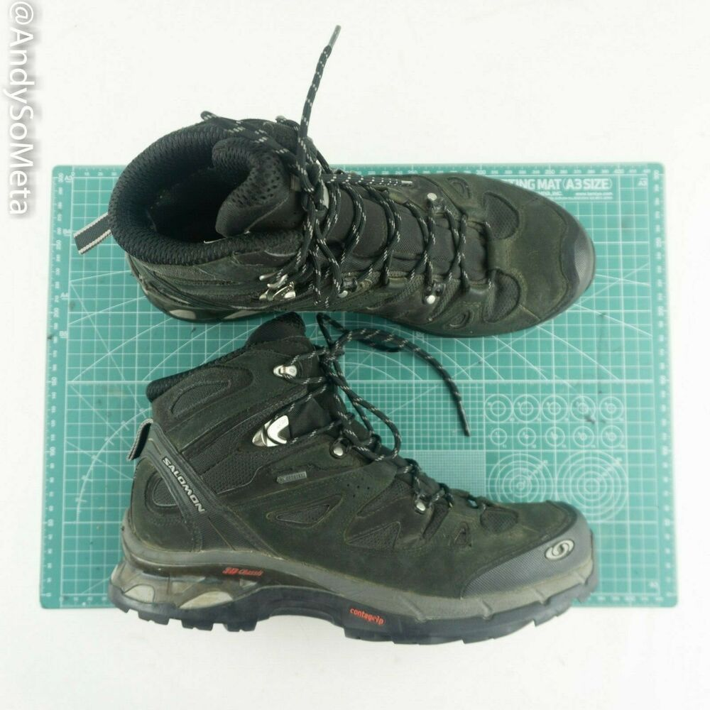 best service 9c1c5 4db18 Salomon Comet Premium 3D GTX Gore Tex Mens Boot 10.5 Gray ...