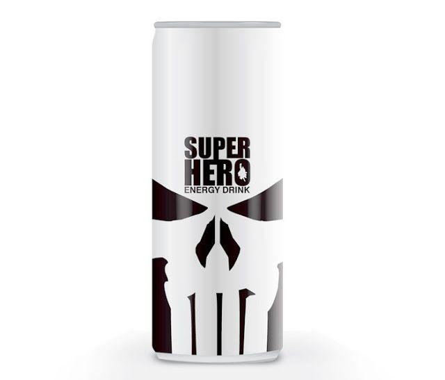 Bebidas energéticas para Súper Héroes | La Jirafa Rosada