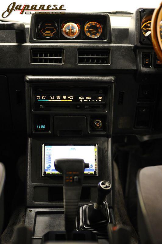 1989 Mitsubishi Pajero Mitsubishi Pajero Mitsubishi Mitsubishi Shogun