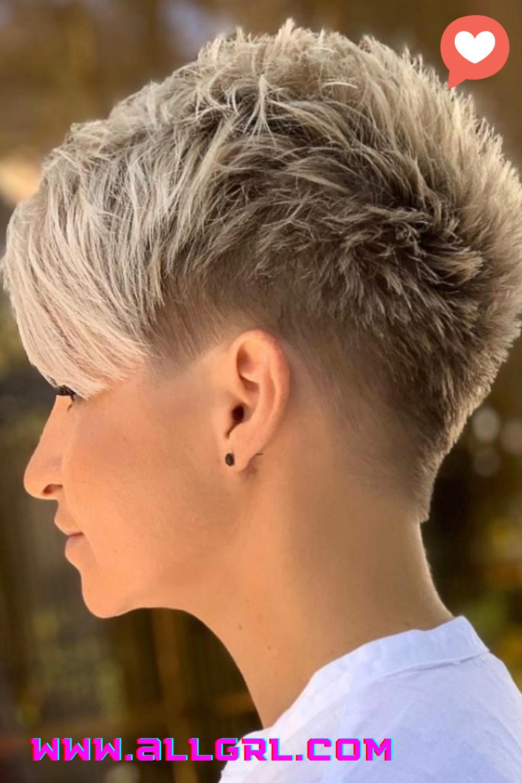 73+ Trending Short Haircuts for Women 2021 Inspira