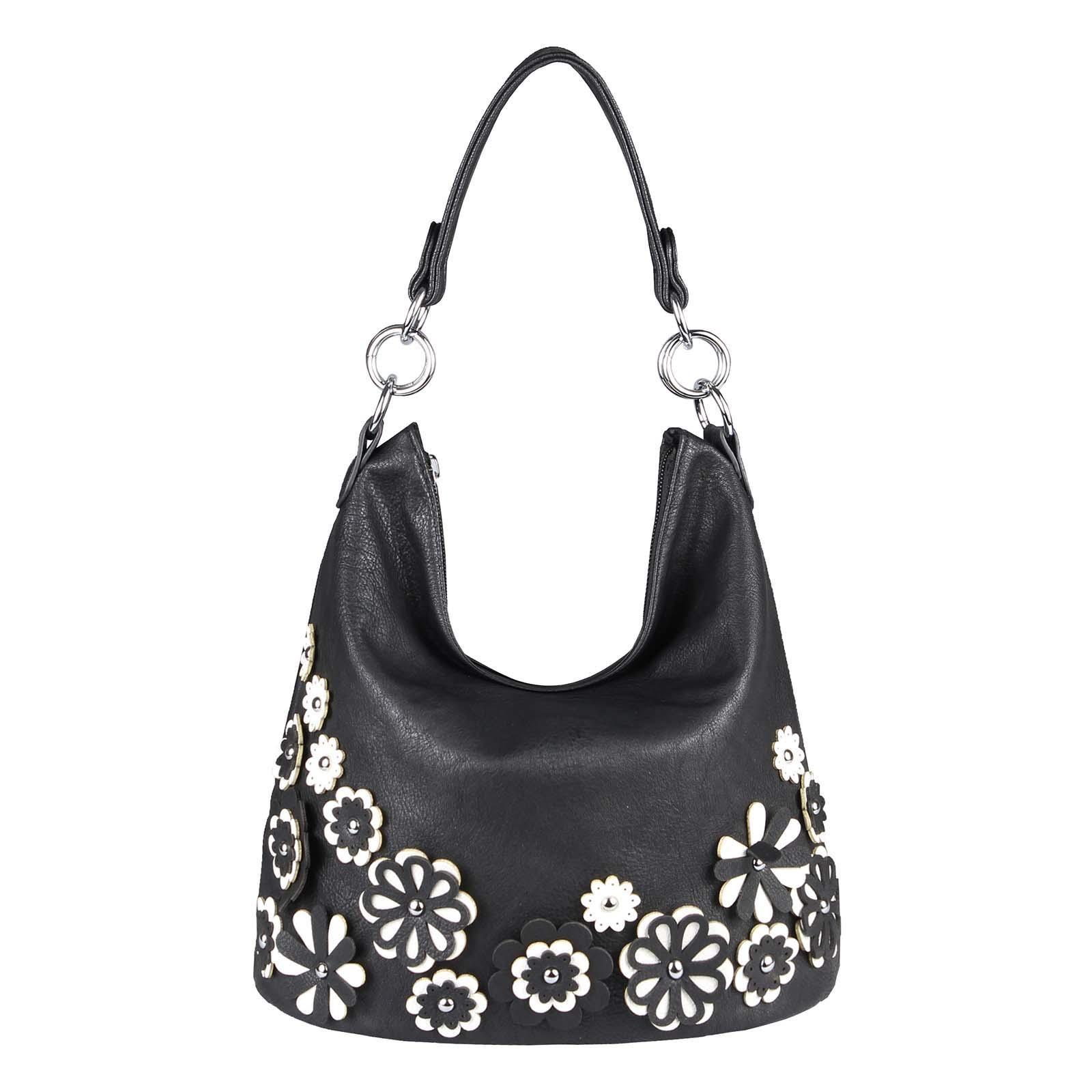 Photo of WOMEN'S HAND BAG HOBO-BAG shoulder bag shoulder bag shop …