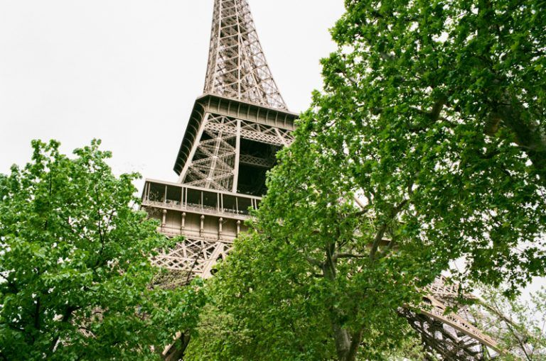 Paris on Film by Jennifer Stamps » Shoot It With Film