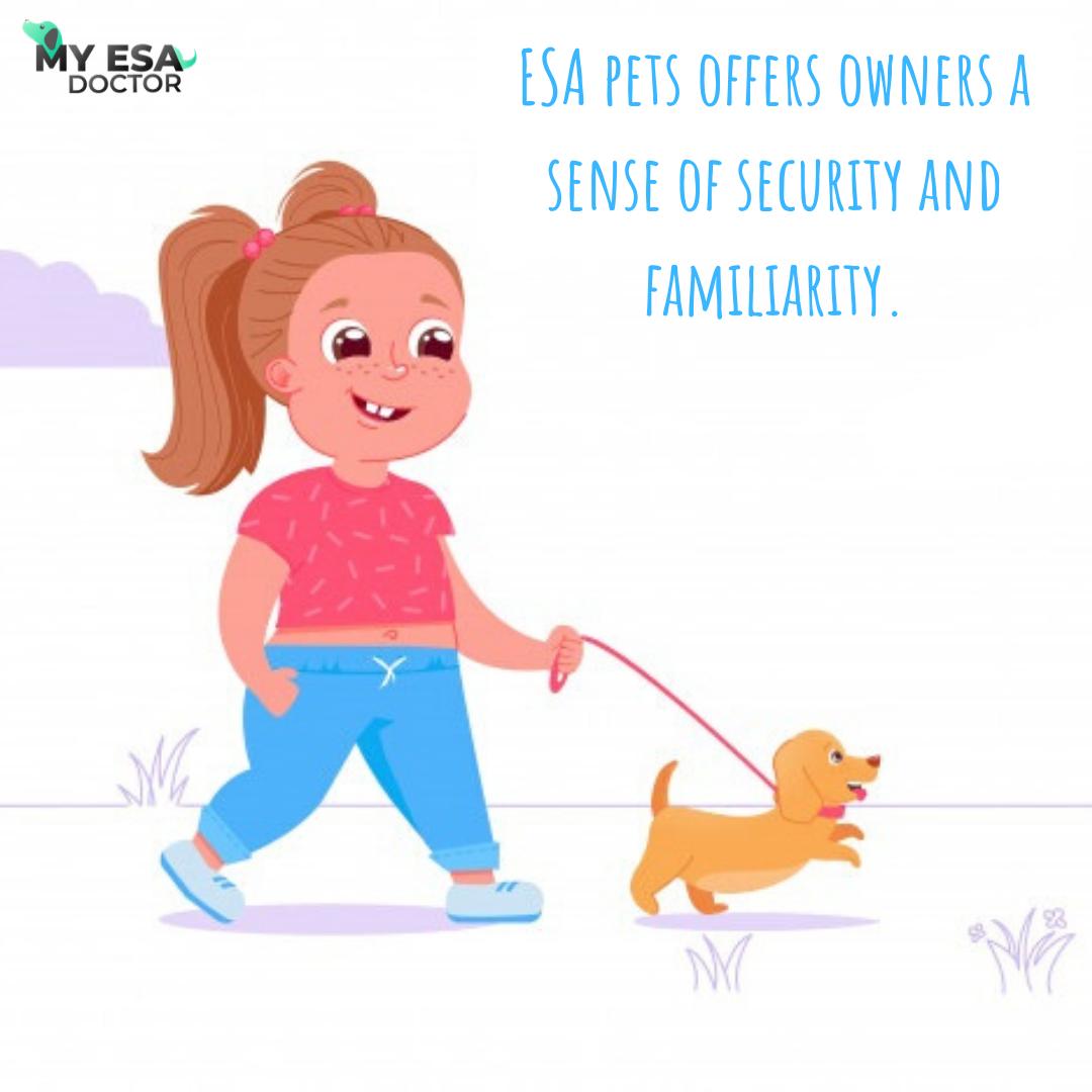 ESA Letter Emotional support animal, Animal letters, Pets