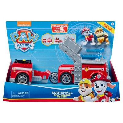 Nickelodeon Paw Patrol Sea Patrol Zip Lines and Ladders Game Christmas Gift