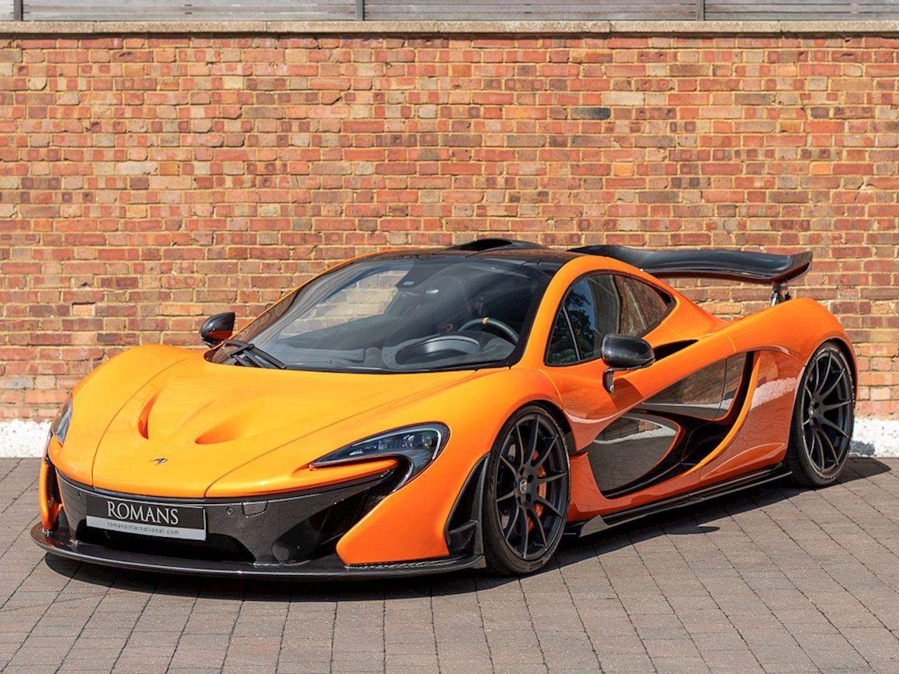 McLaren P1 Romans International United Kingdom For