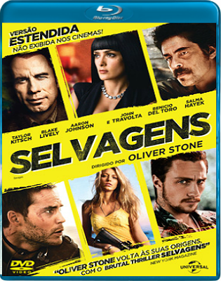 Filme Poster Selvagens BDRip XviD Dual Audio & RMVB Dublado