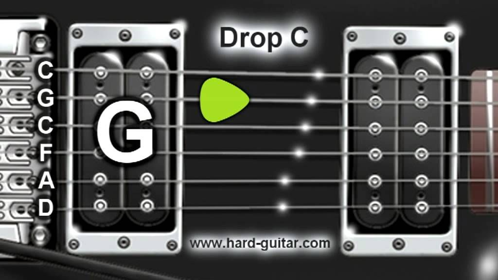 Drop c guitar tuner c g c f a d tuning guitar tuners