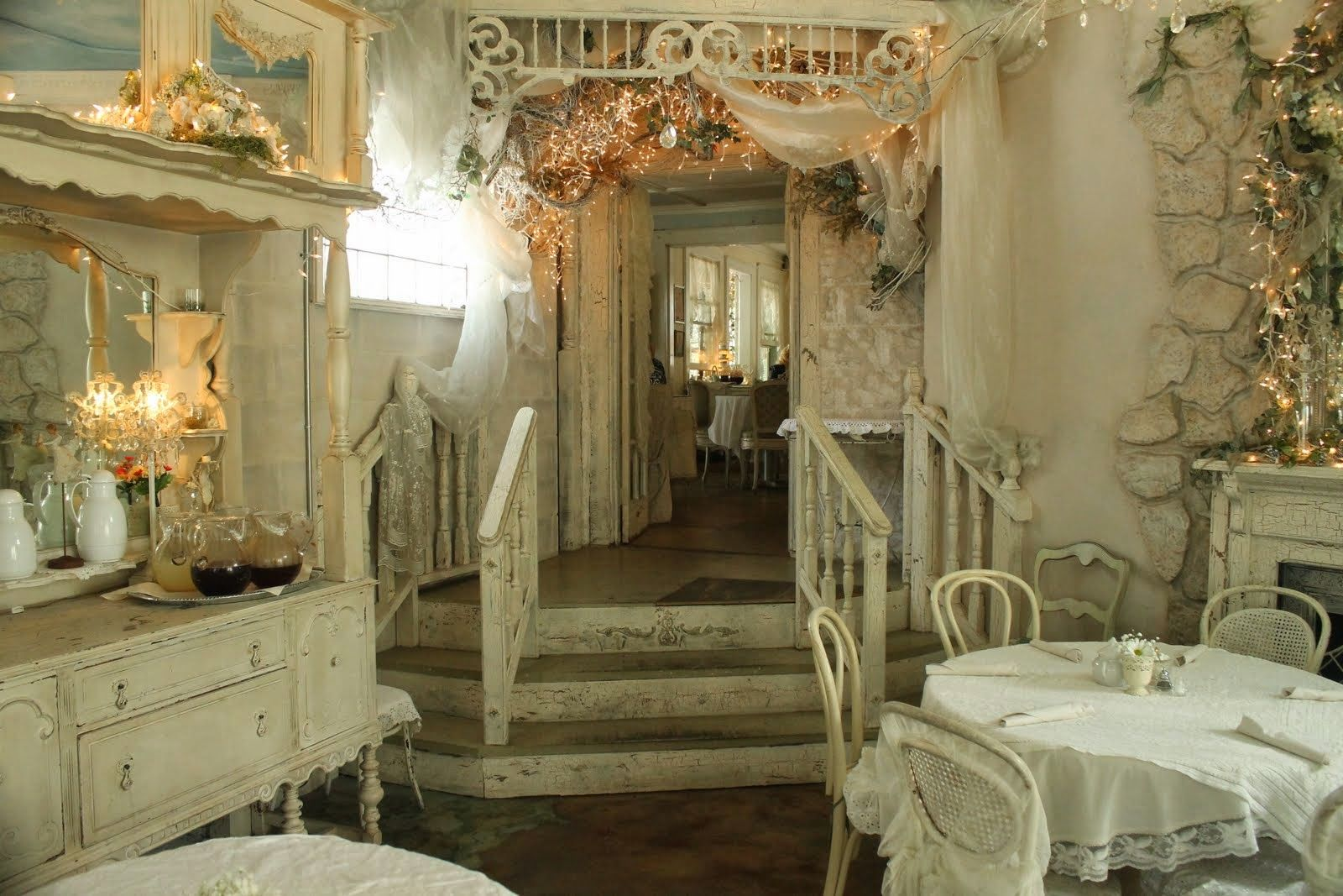 Shabby Chic Romantic Tea Room Shabby Chic Bedrooms