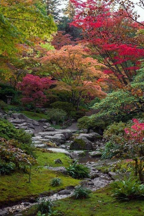 Coole japanische Balkongartenideen nur in kennyslandscaping #japangarden