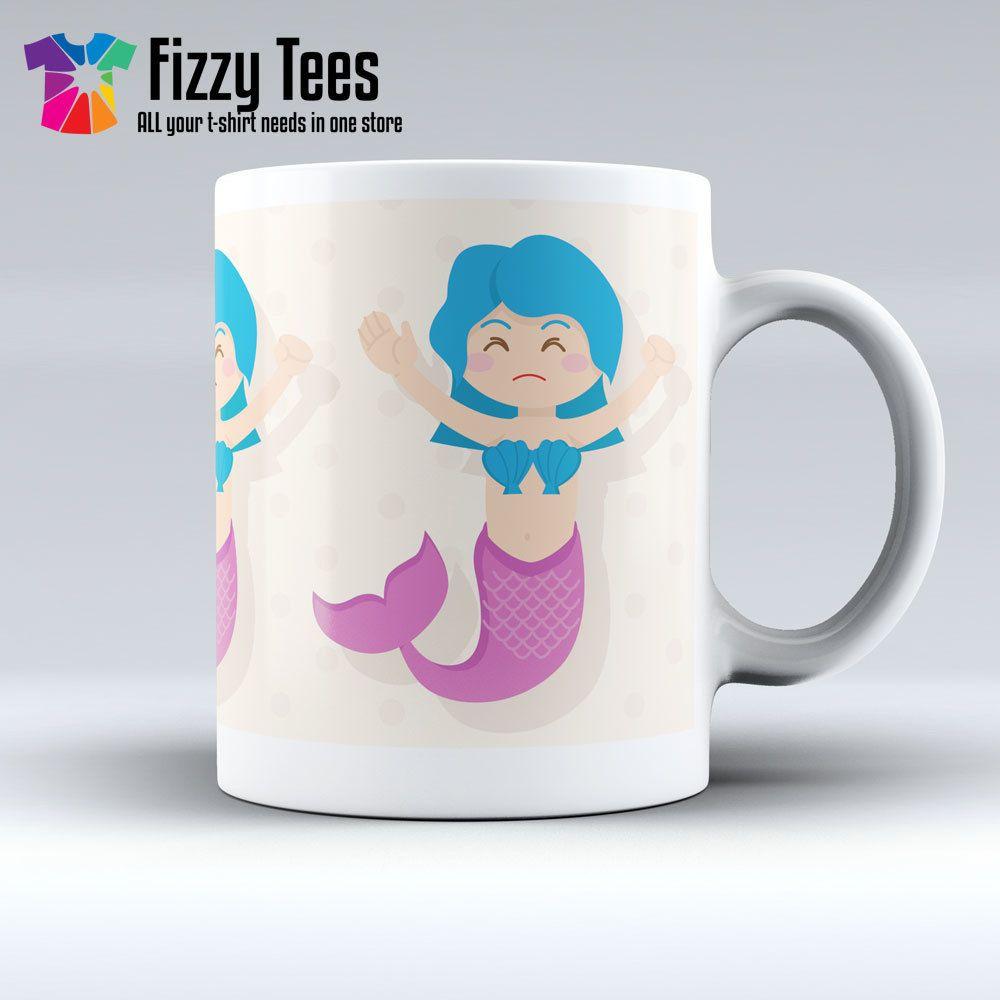 Stubborn Mermaid | Fizzy Tees