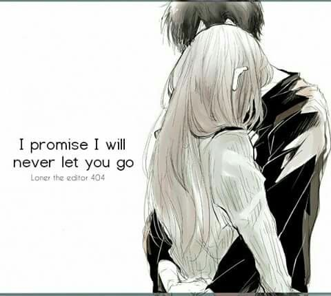 I Promise I Won T Let Go Romantic Anime Anime Durarara
