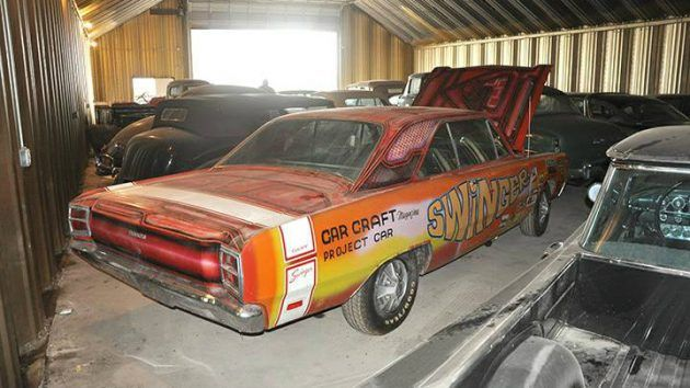 What A Find Car Craft Project 1969 Dodge Dart USA