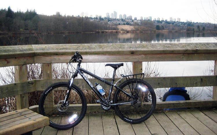 Deer Lake Park Bike Trails In Burnaby Bc With Images Lake
