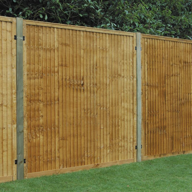Cheap privacy fence cheap privacy fence ideas for Simple fence plans