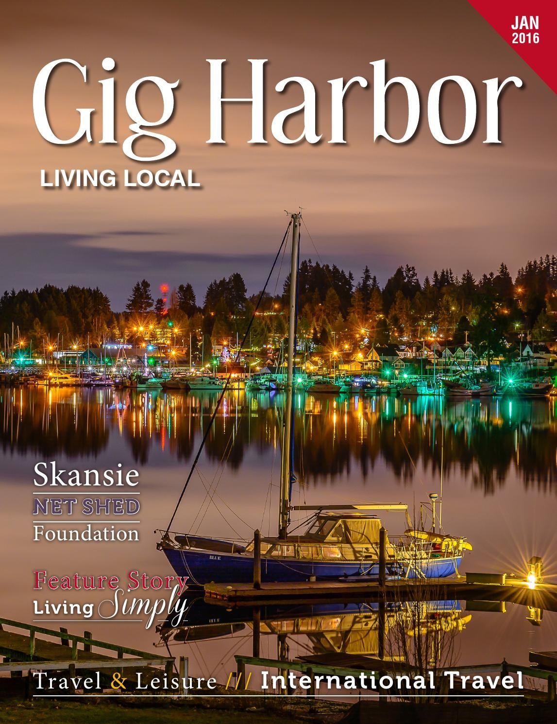 January 2016 Gig Harbor Living Local | Gig Harbor, Washington | Http://