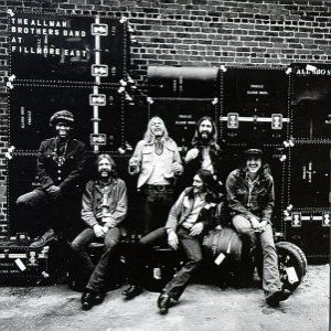 At Fillmore East  The Allman Brothers