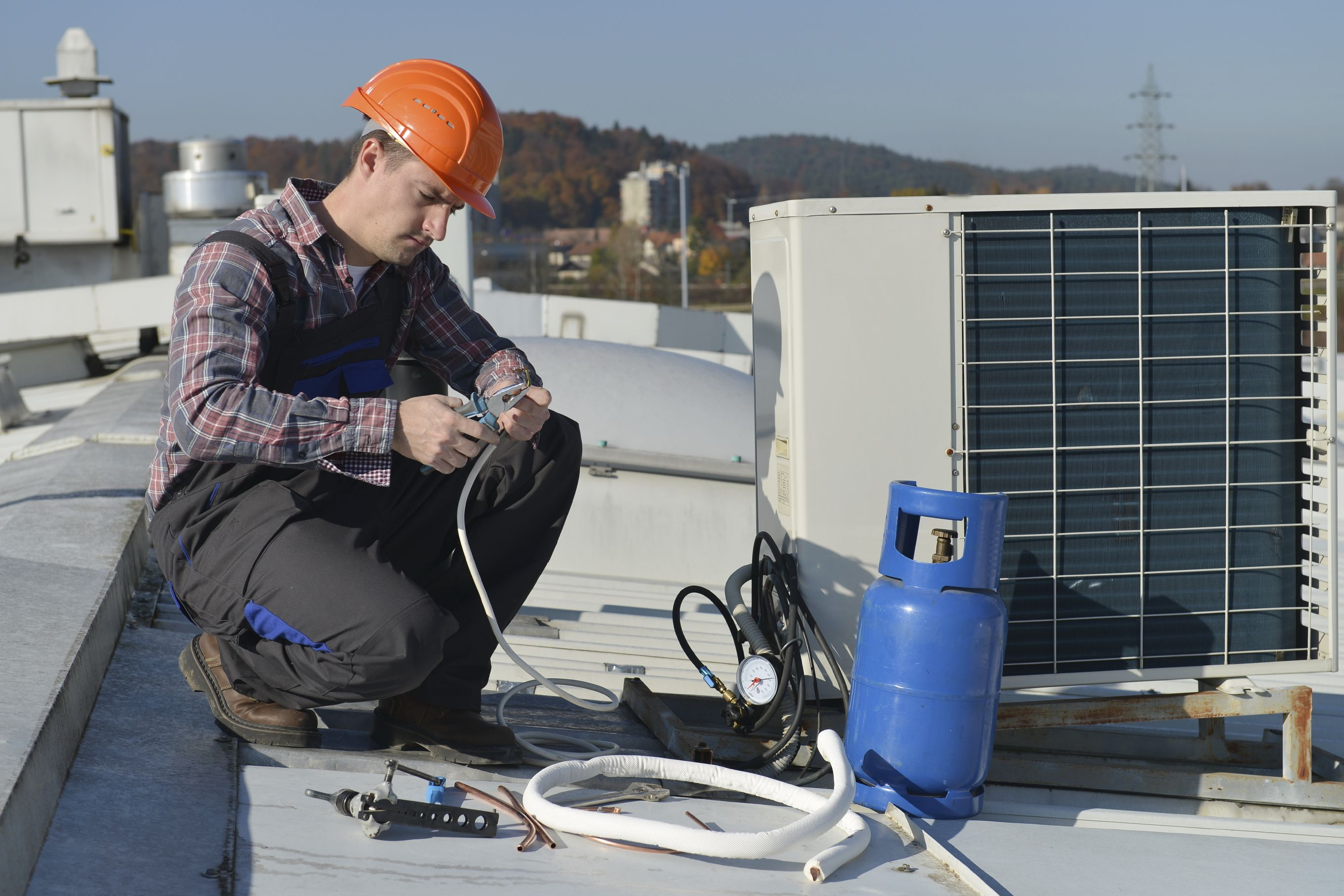 Budget Heating And Cooling South Hill Specializes In Residential