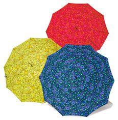 Green & Green. Umbrella design by Marjatta Metsovaara