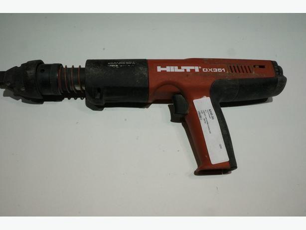 HILTI DX 351 Concrete Anchoring Gun Set (176430-1)