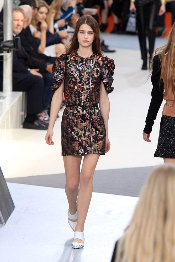 Louis Vuitton | Paris | Inverno 2016 - Vogue | Desfiles